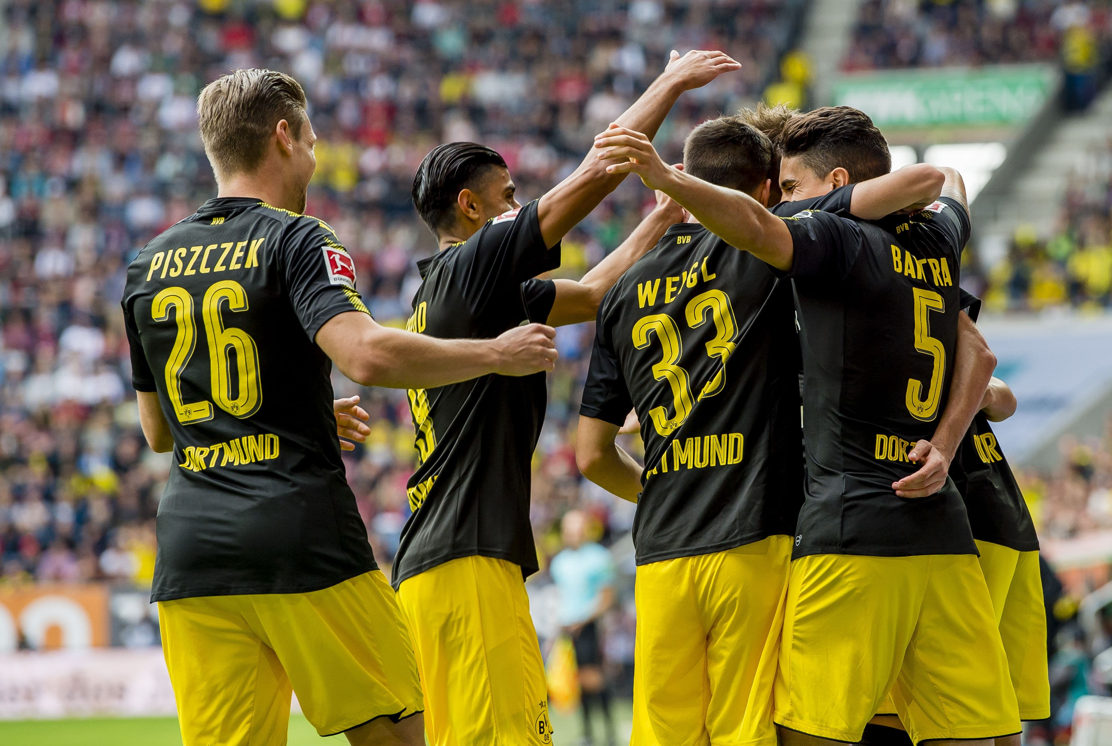 Borussia Dortmund – Augsburg Betting Pick 26.02.2018