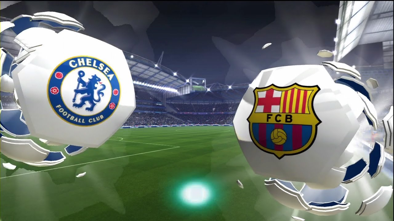 Champions League Chelsea-Barcelona 20.02.2018