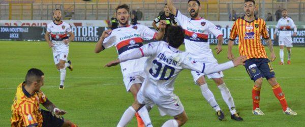 Lecce - Cosenza soccer pick