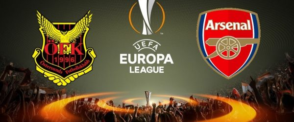 Ostersunds – Arsenal soccer prediction