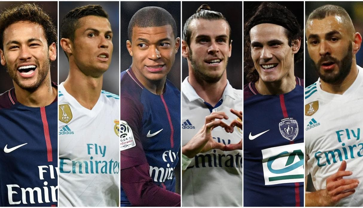 Betting Picks for UCL: Real Madrid – PSG 2018
