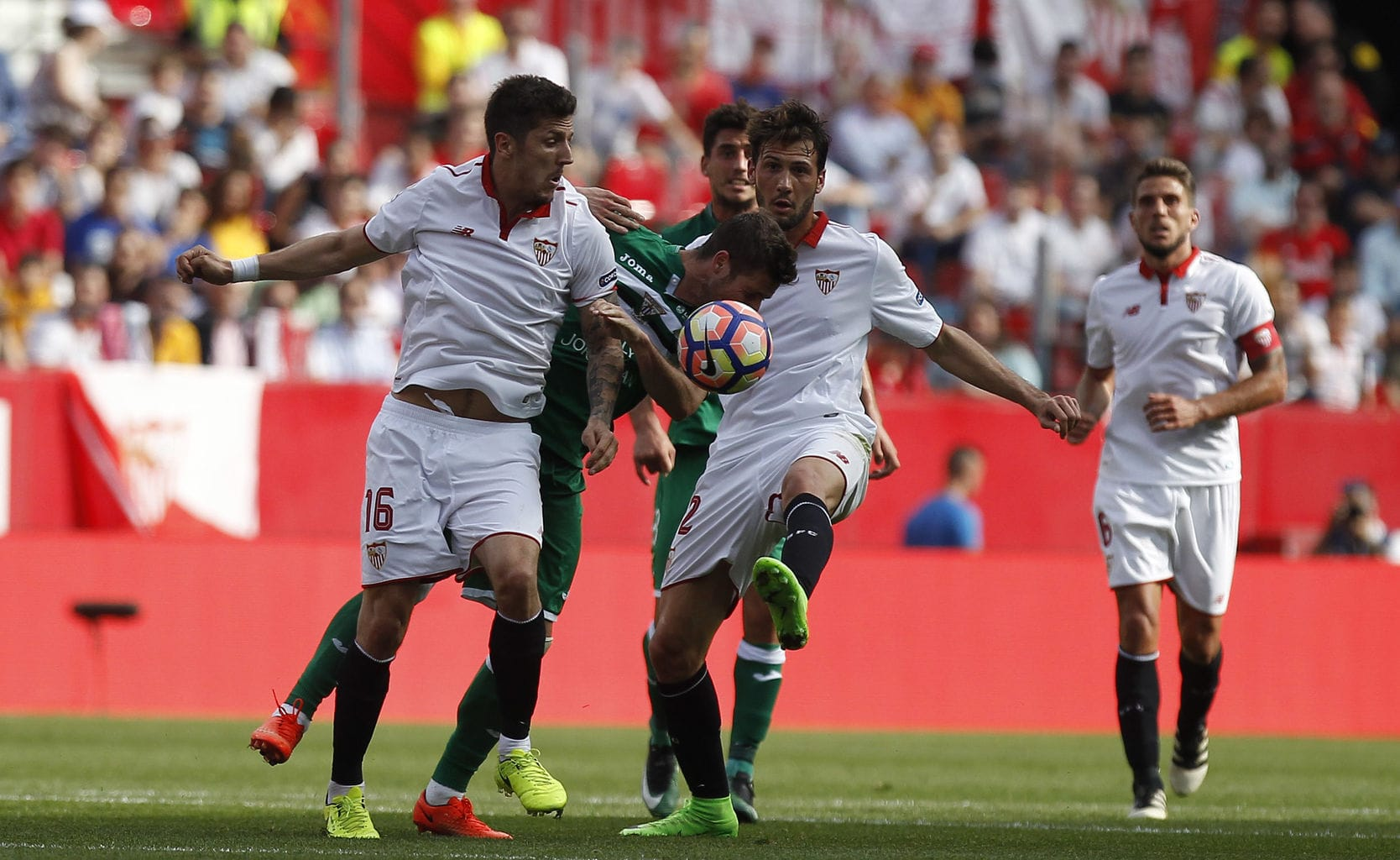 Betting Pick of the Day: Sevilla – Leganes 07.02.2018