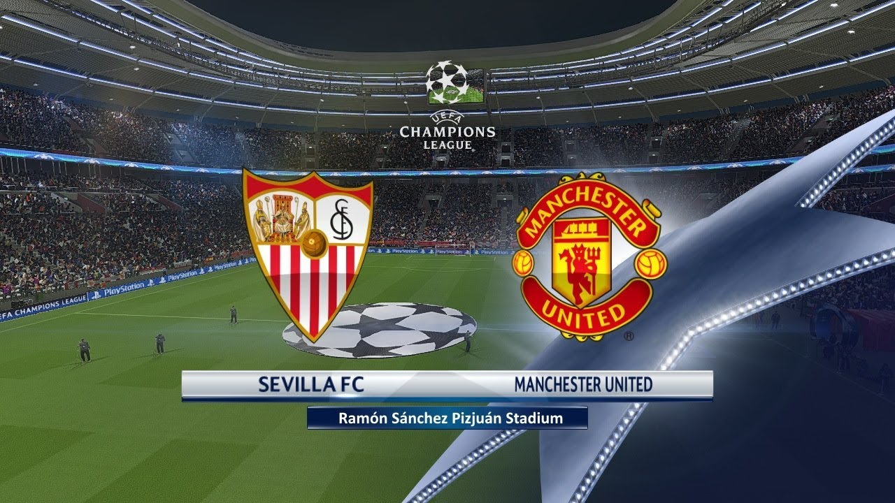 Champions League Sevilla – Manchester United 21.02.2018