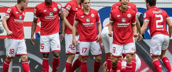 The Hertha Berlin - Mainz soccer prediction
