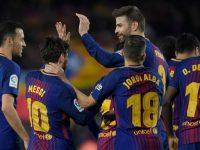 Champions League Roma-Barcelona  10 April 2018