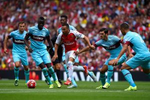 Arsenal - West Ham Premier League
