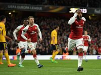 Europa League  Atletico Madrid – Arsenal 3 May 2018