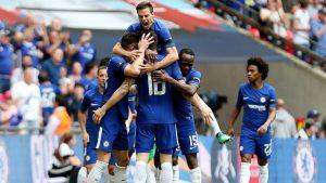 Chelsea - Huddersfield Premier League