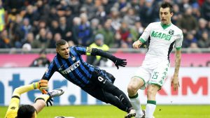 Inter - Sassuolo  Betting Pick