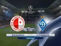 SLAVIA PRAGUE – FC DYNAMO KIEV PREDICTION