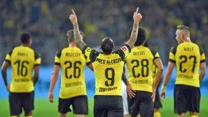 Bundesliga Dortmund vs Nurnberg