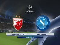Champions League Red Star vs Napoli 18/09/2018