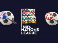 UEFA Nations League Iceland vs Switzerland 15/10/2018