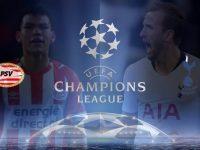 Champions League PSV vs Tottenham 24/04/2018