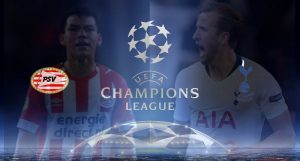Champions League PSV vs Tottenham