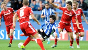 Sheffield Wednesday vs Middlesbrough Championship