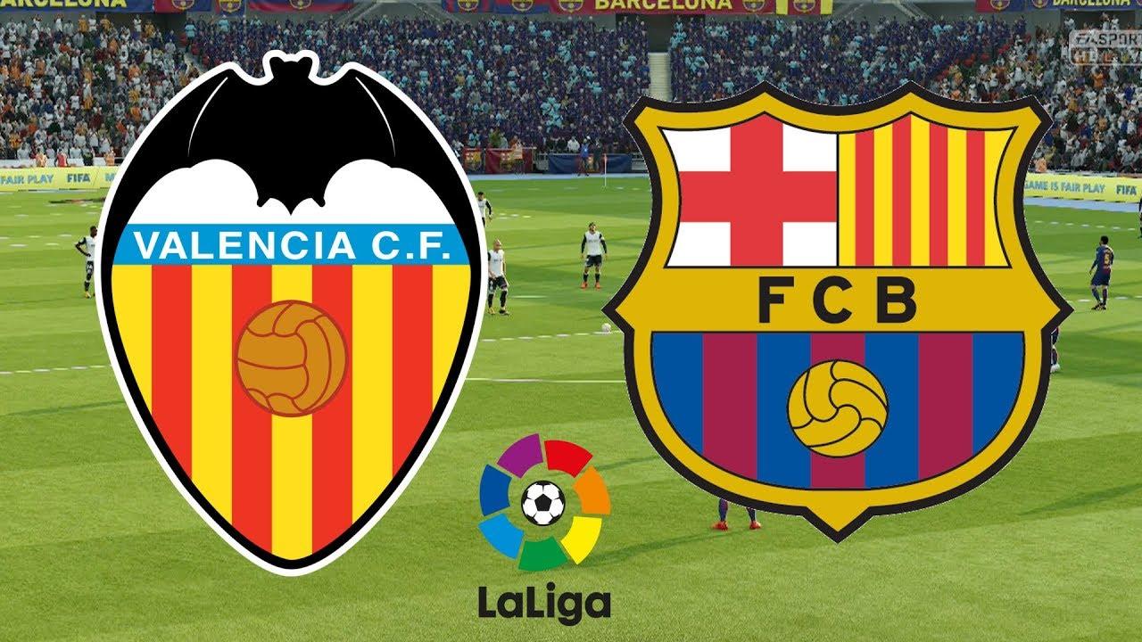 Betting Tips Valencia vs Barcelona 7/10/2018