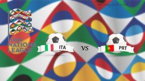 Italy vs Portugal UEFA Nations League