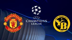 Manchester United vs Young Boys Champions League
