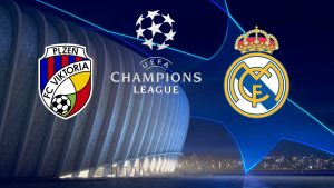 Plzen vs Real Madrid Champions League