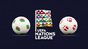 Wales vs Denmark UEFA Nations League