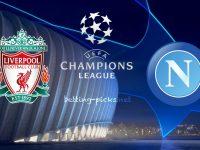 Liverpool vs Napoli Champions League 11/12/2018