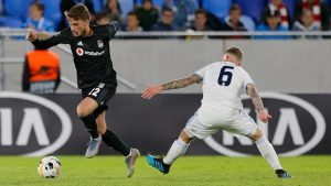 Besiktas vs Slovan Bratislava Soccer Betting Picks