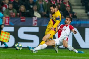 FC Barcelona vs Slavia Prague Soccer Betting Picks