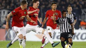 Manchester United vs Partizan Belgrade Betting Picks and Odds