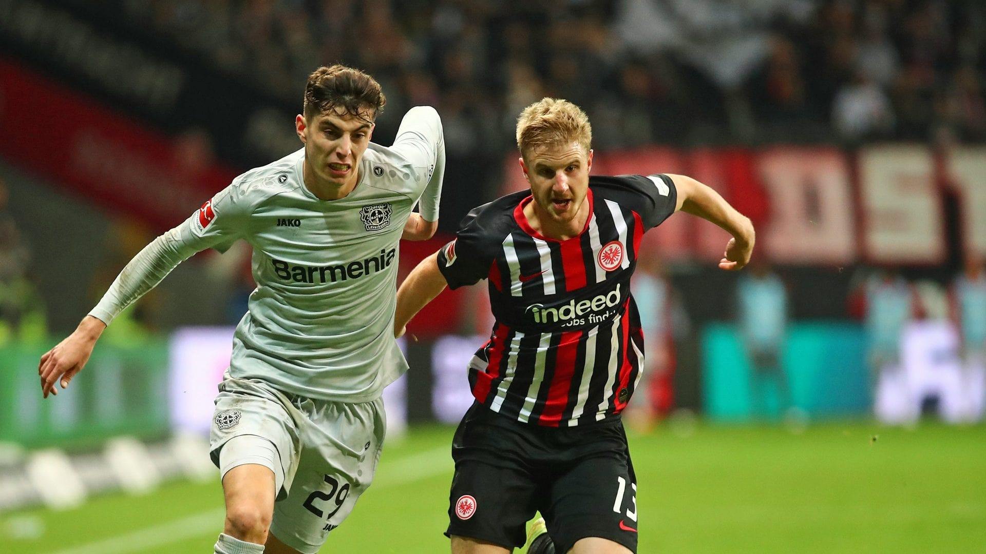 Bayer Leverkusen vs Eintracht Frankfurt Soccer Betting ...