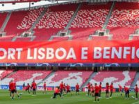 Benfica starts training on May 4th