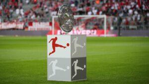 Bundesliga which start again on 15 May